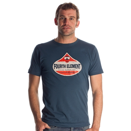 Fourth Element Mens Diving Supply Corp T-Shirt