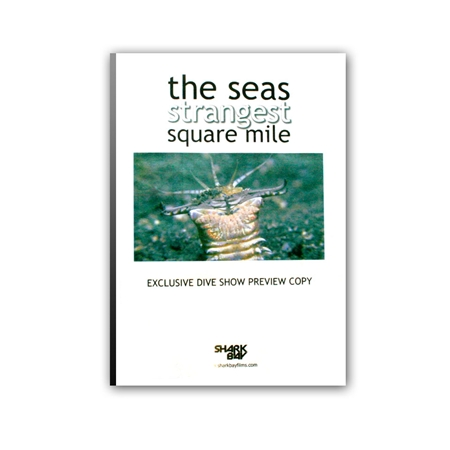 Fourth Element Seas Strangest Square Mile DVD