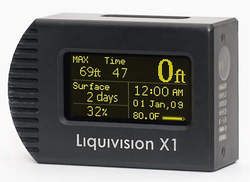 Liquivision X1 Expedition Dive Computer