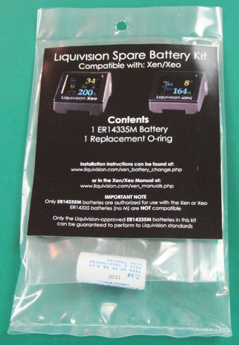 Liquivision Battery Pack for XEO & Xen