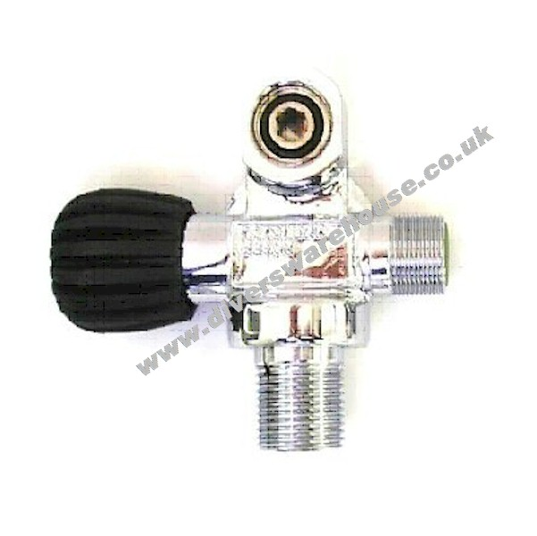 SANOSUB 300 BAR RIGHT HAND VALVE