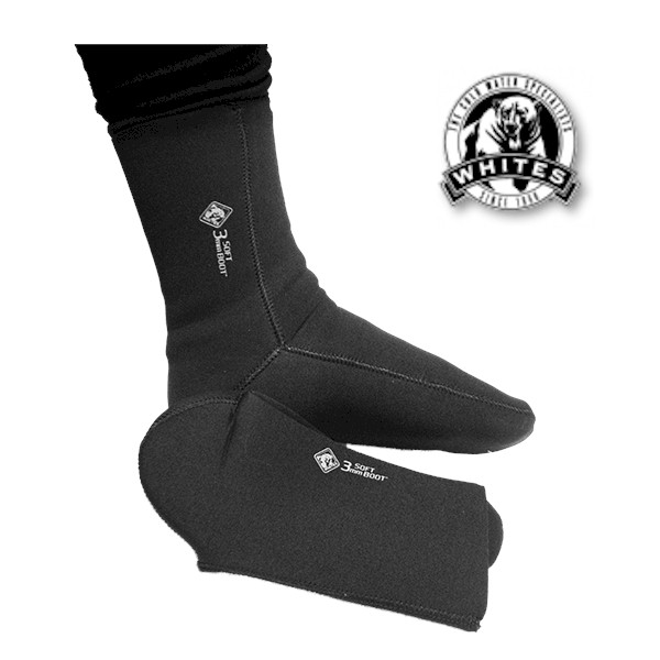 Whites 3mm Neoprene Socks