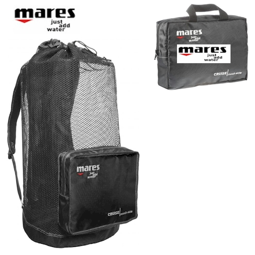 Mares Cruise Mesh Back Pack Elite