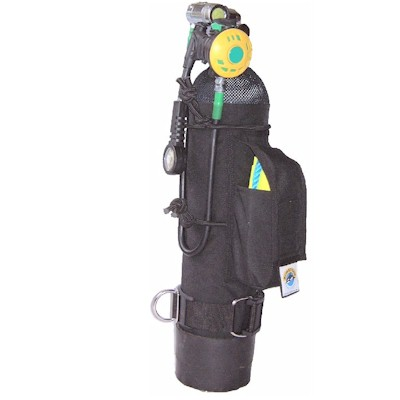 Bowstone 7ltr Bottle Cover with Pouch