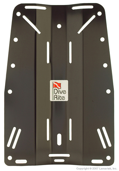 DiveRite Backplates & Harness Systems