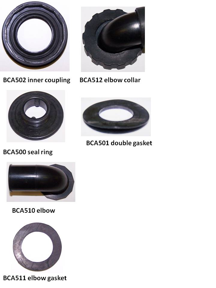 OMS Complete Elbow Assembly Kit BCA513