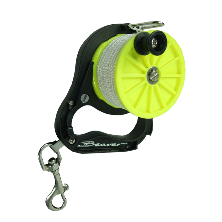 Beaver Puffin Mini Wreck Reel