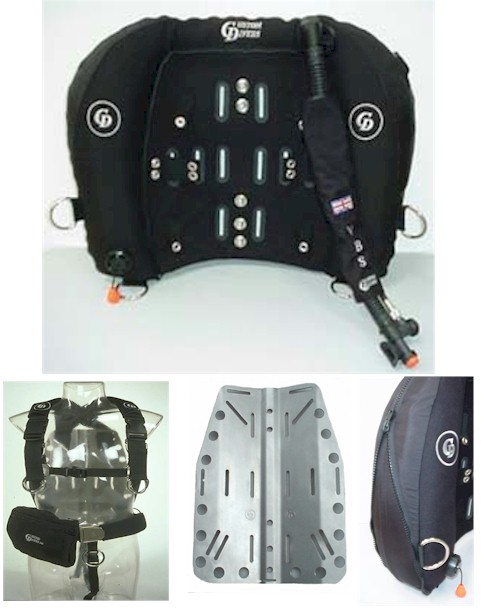 CUSTOM DIVERS VARIABLE BUOYANCY