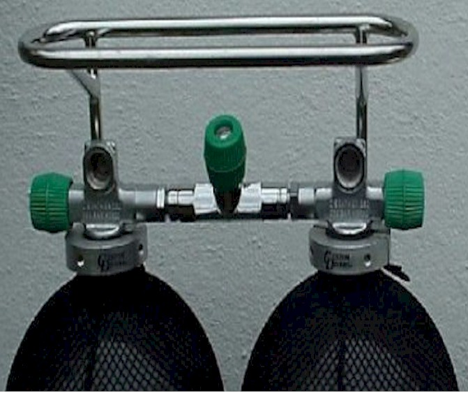 CUSTOM DIVERS TWIN VALVE PROTECTORS