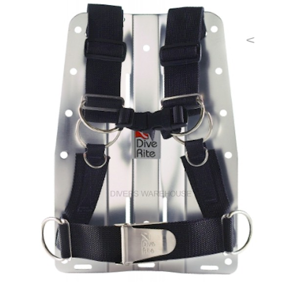DiveRite Deluxe Harness BC1080