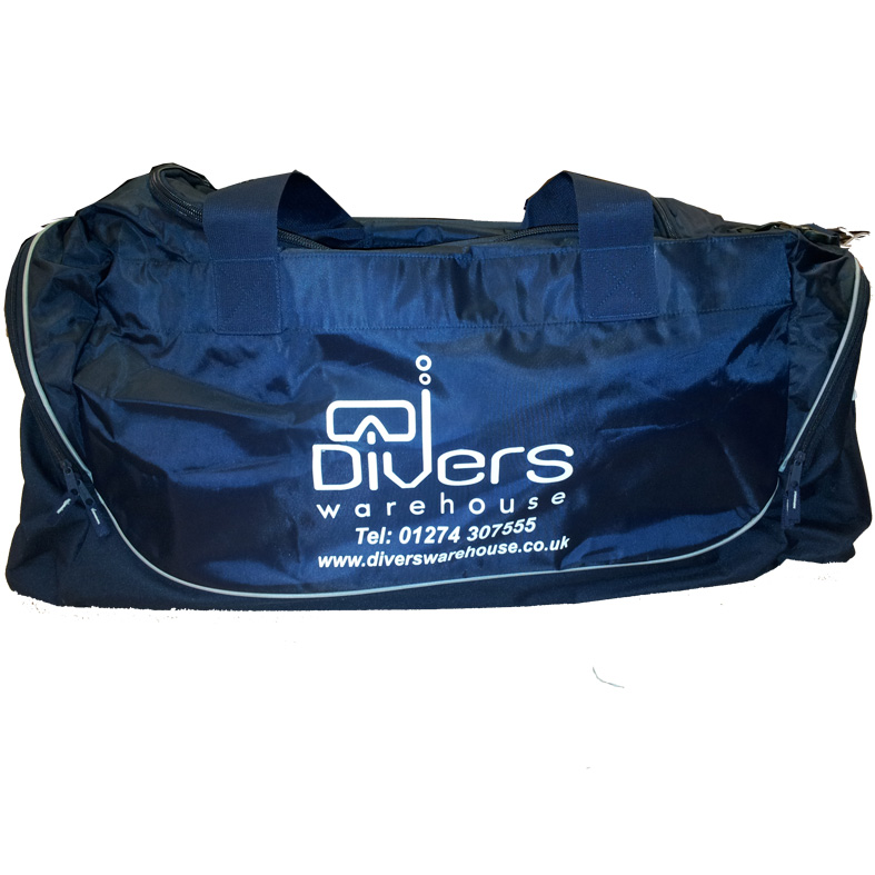 Divers Warehouse Kit Bag