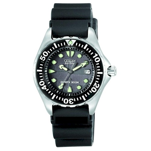Citizen Ladies Professional Diver Watch 300m EP6000-07H
