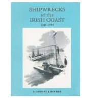 SHIPWRECKS OF THE IRISH COAST - VOL1-1105-1993