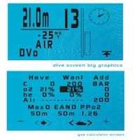 VR3 Bigger Graphics & Gas Calculator Pin UG5