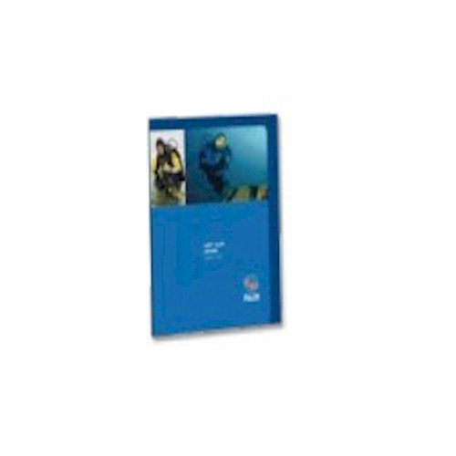 79901-PADI DRYSUIT DIVER MANUAL ONLY