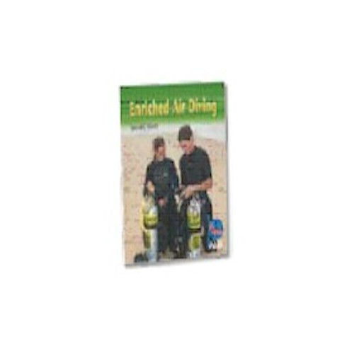 71450- PADI ENRICHED AIR DIVE MANUAL ONLY