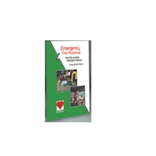 70200 - PADI EFR FIRST AID AT WORK MANUAL
