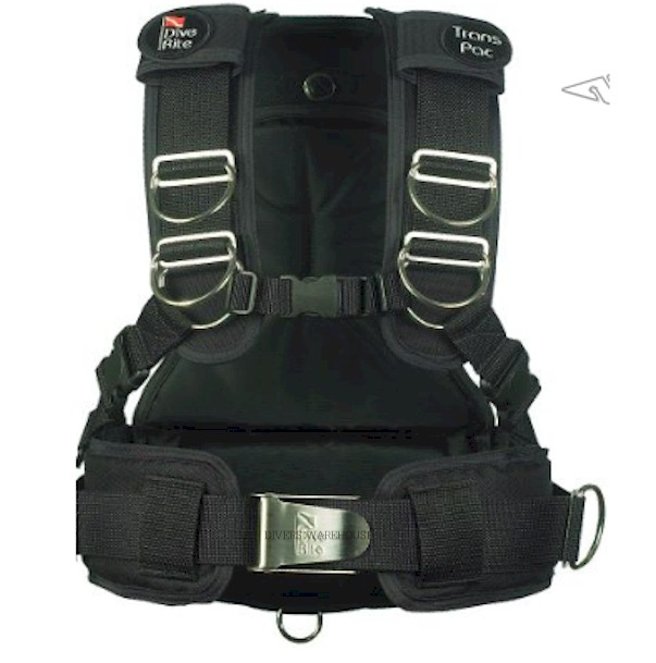 Dive Rite Transpack Harness System T3000