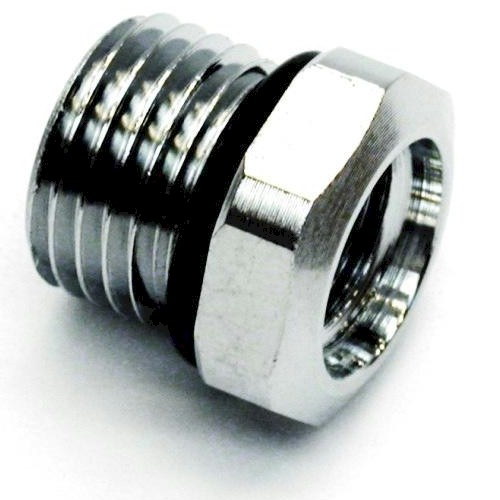 "Beaver UNF Hose Adaptors  3/8"" Male to 1/2"" Female  AD 3M1F"