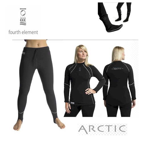 Womens Arctic Undersuit