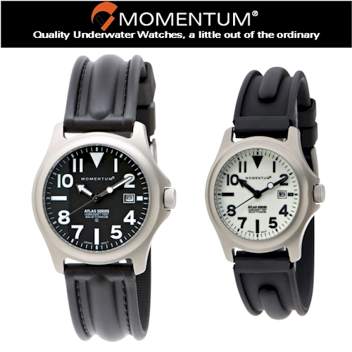 Momentum Atlas Ti Watch