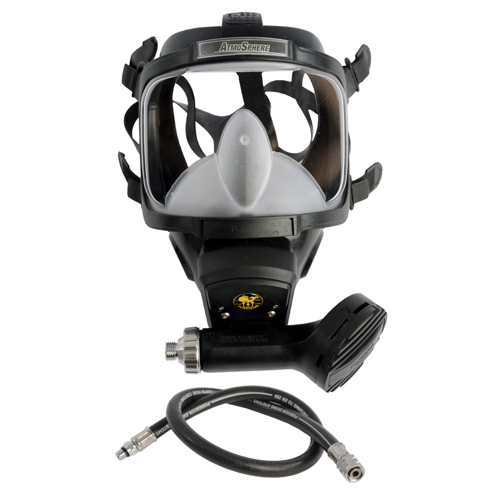 Poseidon Atmosphere Full Face Mask & 2nd Stage
