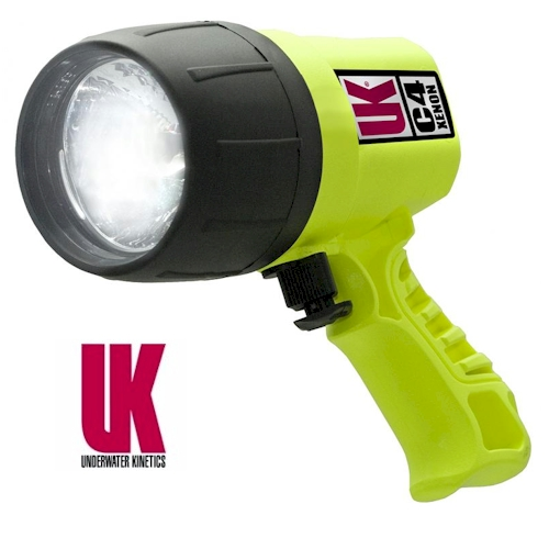 UK C4 SUNLIGHT NON-RECHARGEABLE TORCH
