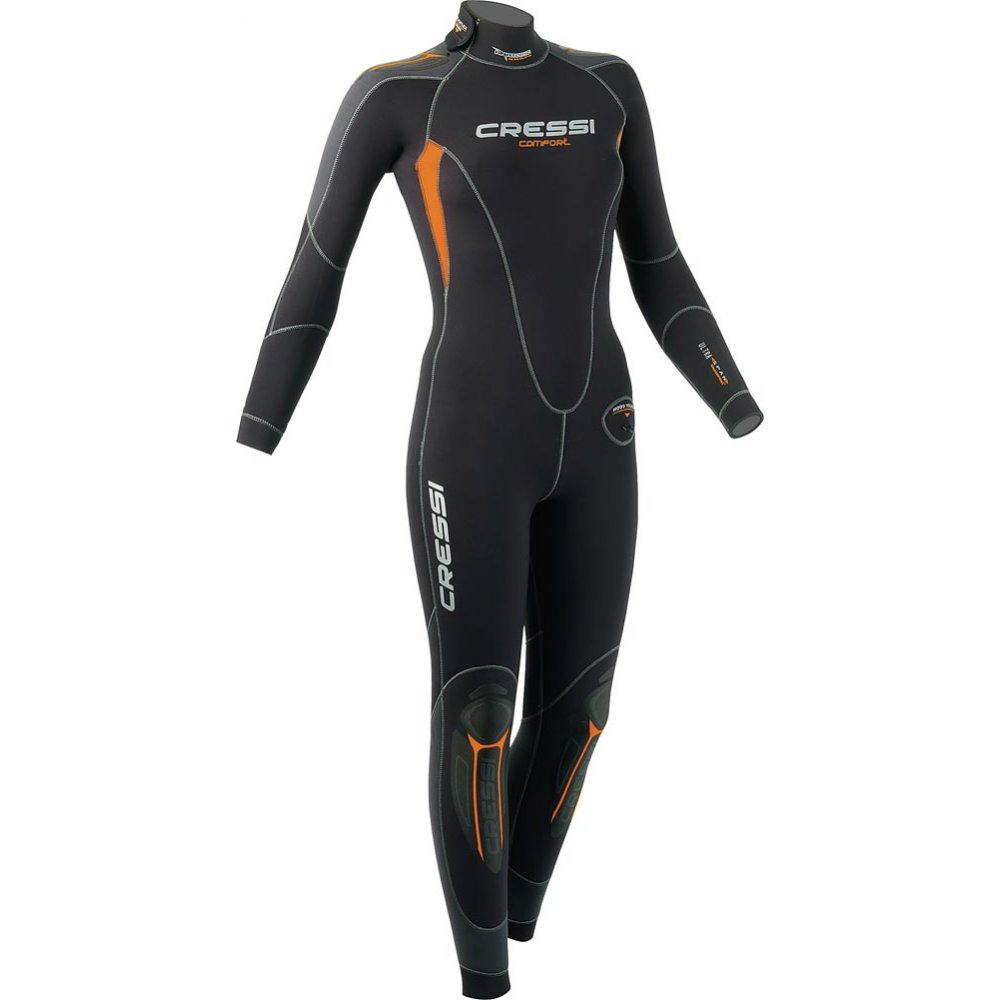 Cressi Ladies Comfort Plus 5mm Wetsuit