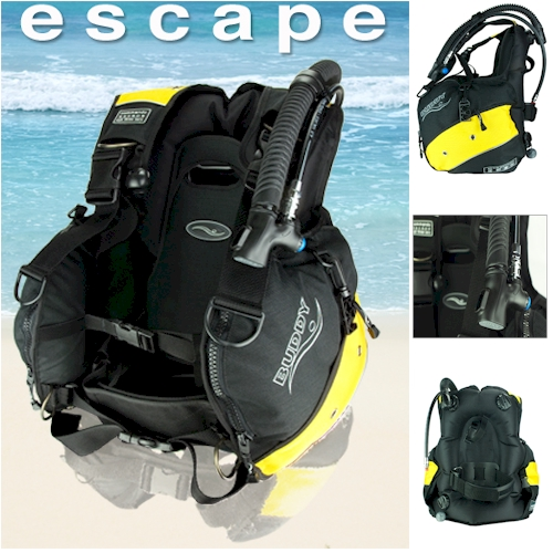 AP Buddy Commando Escape BCD