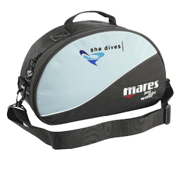 Mares Cruise Shell Reg Bag *She Dives*