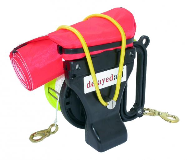 Beaver Delayedaid Reel & Buoy