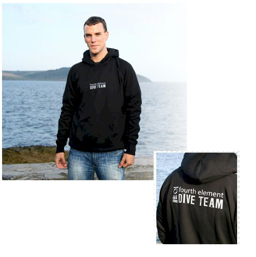 Fourth Element Dive Team Hoody