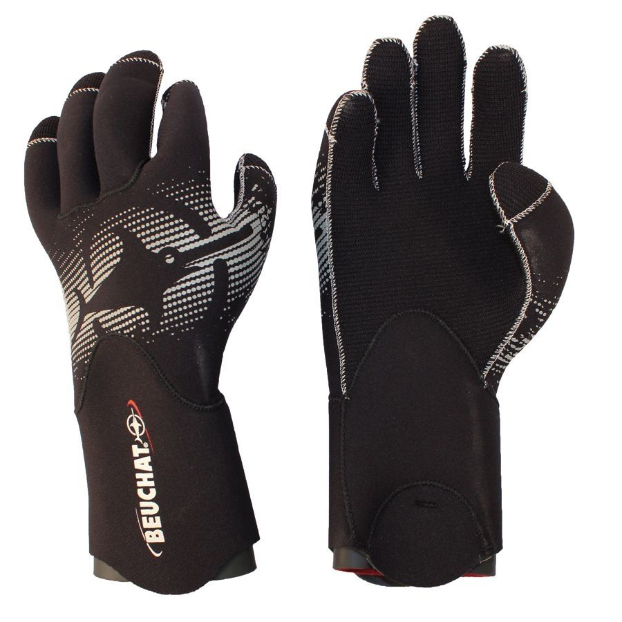 Beuchat Semi-Dry Gloves 4.5mm