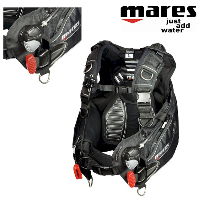 Mares Dragon MRS Plus AIRTRIM BCD