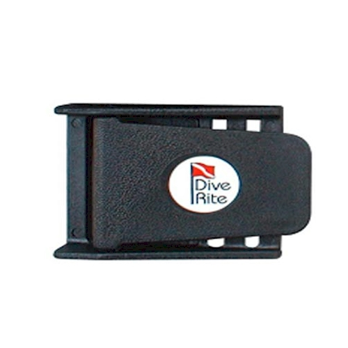 Dive-Rite Plastic Belt Buckle
