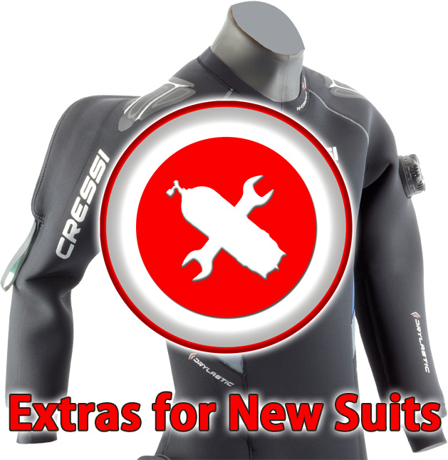 Extras For New Suits