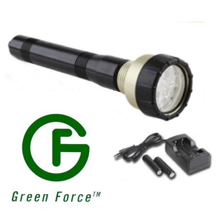 Greenforce Hybrid 2 + Tristar P4 H Head