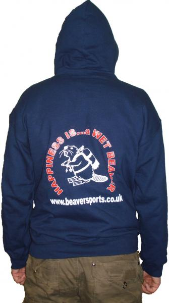 Beaver Happiness Hoody