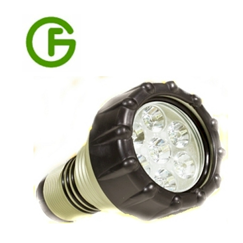 Greenforce Heptastar XPG H Dimmable 7 x 3 watt Cree XPG LED Head