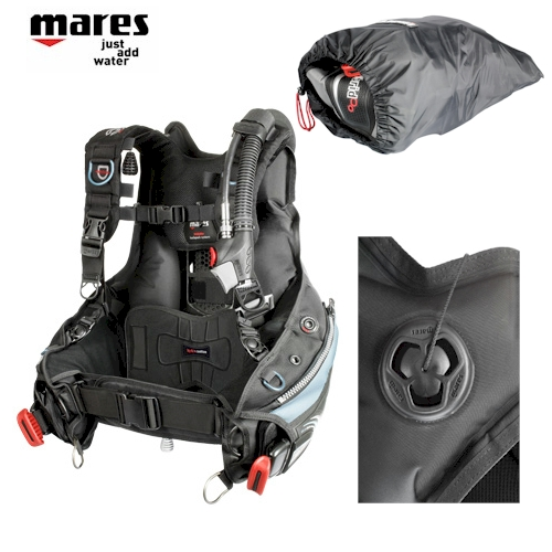 Mares Hybrid MRS She-Dives BCD