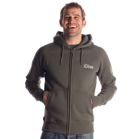Fourth Element iDive Hoody Mans