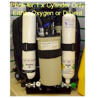 3LTR OXYGEN INSPIRATION CYLINDER RB13A/AP6HOC