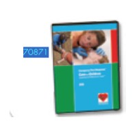 70871 - PADI EFR CARE FOR CHILDREN DVD