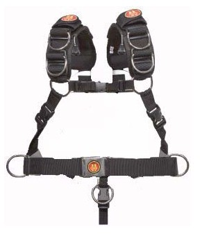 OMS Comfort Harness II BP134