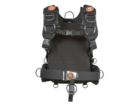 IQ-OMS IQ Harness with Stainless Steel Backplate