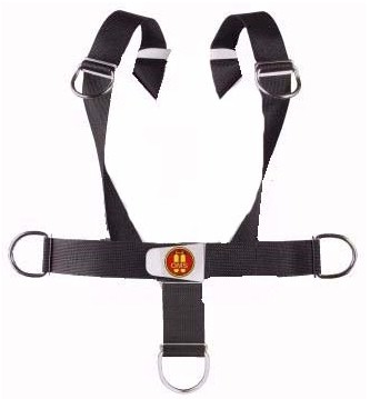 OMS 1-Piece Harness