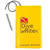 DIVE RITE UNDERWATER NOTEBOOK