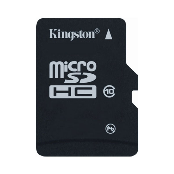 GoPro Kingston Micro SDHC 8GB Class 10