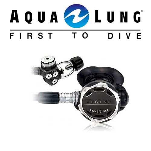Aqualung Legend Supreme A-Clamp Regulator