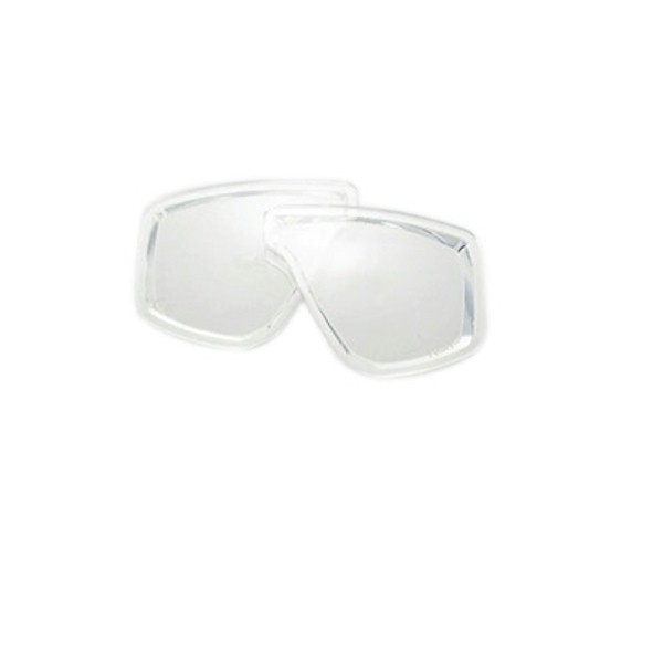 Corrective lens for Big Eyes Evo Mask - Price is Per lens.